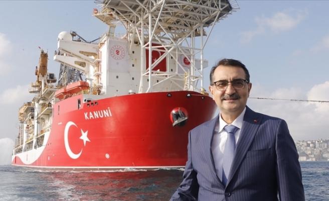 """""""Kanuni sondaj gemisi Karadeniz'de sondaja hazırlanıyor"""""""