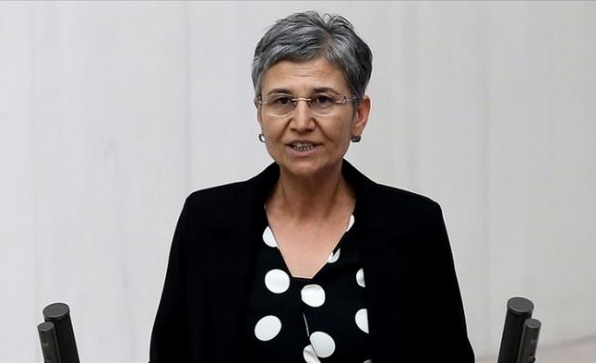 HDP'li Leyla Güven'e yargılandığı terör davasında 22 yıl 3 ay hapis cezası