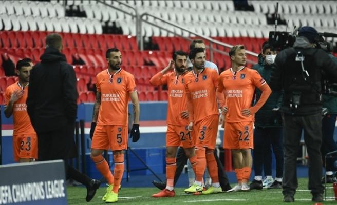 PSG-Medipol Başakşehir maçı bu akşam kaldığı yerden devam edecek