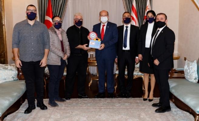 Tatar,  Masa Tenisi Federasyonu yönetimini kabul etti
