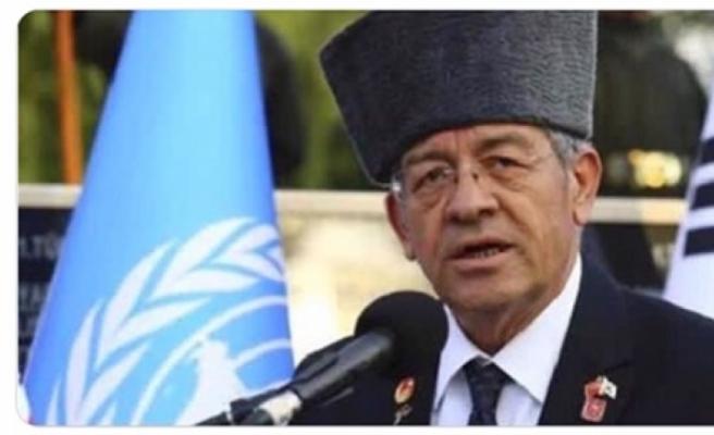 Tatar mesaj yayınladı