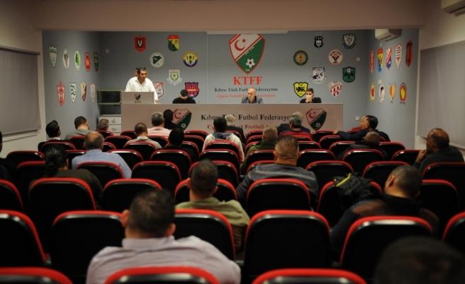 Toplantıda 2020-2021 futbol sezonunun oynatılmaması kararı çıktı