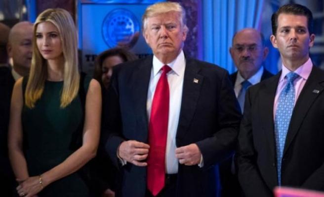 Trump'ın kızı Ivanka Trump, gereksiz harcamaları nedeniyle sorgulandı