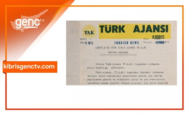 Türk Ajansı Kıbrıs 47 yaşında...
