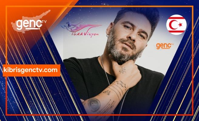 Türkvizyon Şarkı yarışması Pazar günü Kıbrıs Genç Tv'de...