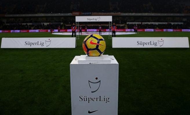 Türkiye Süper Lig'de 14. haftanın perdesi açılıyor
