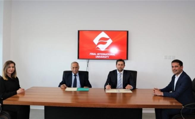 Yunus Emre Enstitüsü ile Final Üniversitesi işbirliği protokolü imzaladı