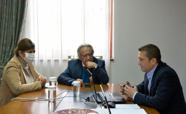 Yurtdışı Kıbrıslı Türkler Komitesi ilk toplantısını yaptı