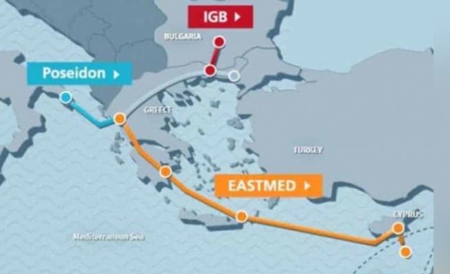 Altı ülkeden EastMed boru hattına destek