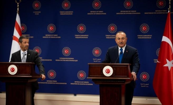 Ankara'da ortak basın toplantısı