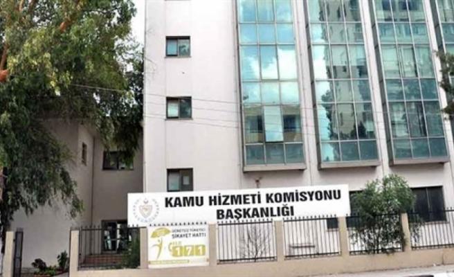 Bakanlığın talebi üzerine hemşire sınavları yapılıyor