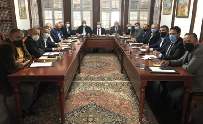 Belediyeler Birliği Genel Kurul toplantısı yapıldı