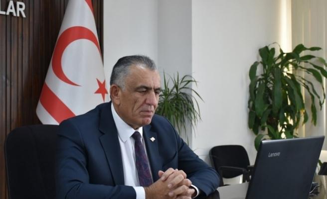 """Çavuşoğlu: """"Tarım sektörünün geleceği ile ilgili platform oluşturulmalı"""""""