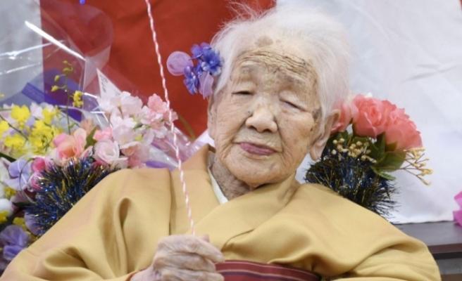Dünyanın en yaşlı insanı 118. yaşına girdi