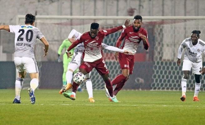 Hatayspor - Beşiktaş maçında 4 gol