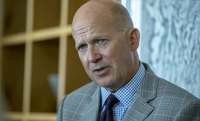 İngiltere'nin Ankara Büyükelçisi'nden Kıbrıs sorunu açıklaması