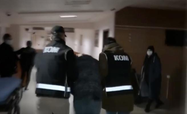 KKTC'de yakalanan FETÖ imamı Türkiye'ye götürüldü