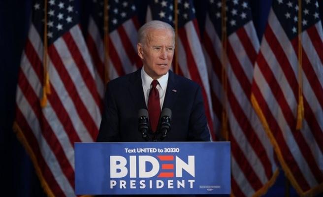 Kongre başkanlık seçimini Biden'ın kazandığını resmi olarak tescil etti