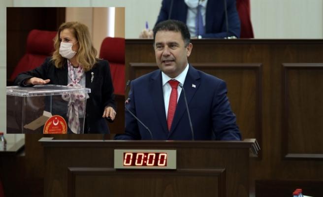 Meclis Başkanı seçilemedi, Saner erken seçim istedi