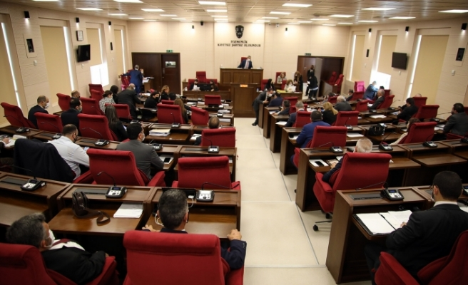 Meclis Başkanlık divanı oluşturuldu ve sürekli komitelerin üye sayıları belirlendi