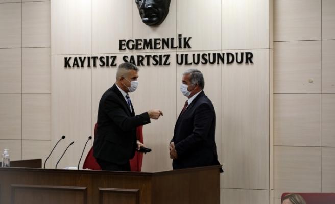 Meclis'in yeni Başkanı Sennaroğlu