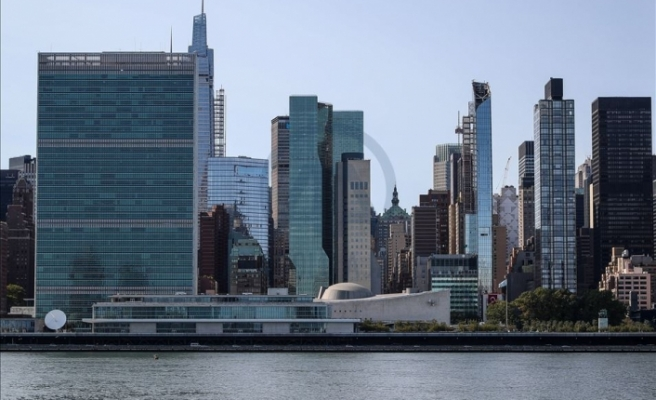 New York'ta yoğun perde gerisi…