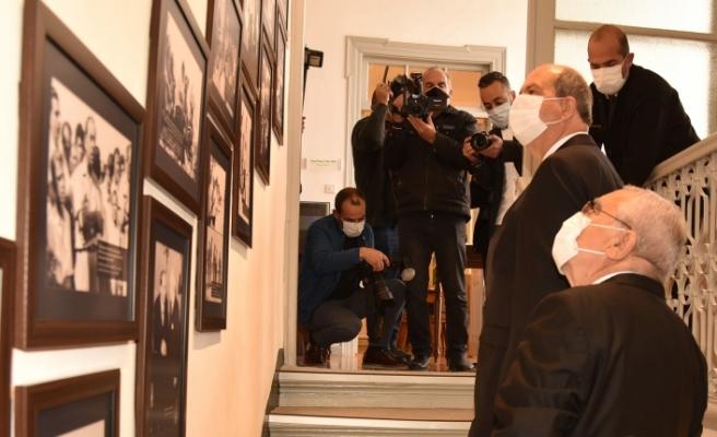 Tatar'dan Dr.Küçük Müzesine ziyaret