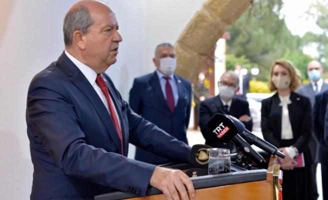 """Tatar: """"GYÖ'leri konuşmak konuyu esas meseleden saptırmaktır"""""""