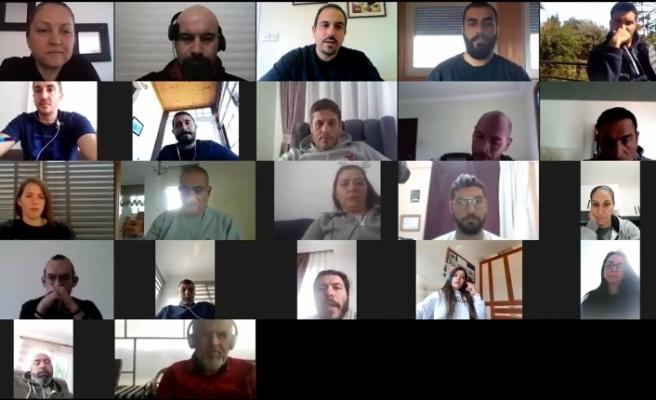 Basketbolda online alt yapı semineri yapıldı