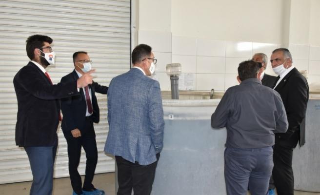 """Çavuşoğlu: """"Tarımsal sanayinin gelişmesini destekliyoruz"""""""