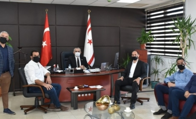 """Çavuşoğlu: """"Tarladan sofraya, gıda güvenliğini sağlamak önemli"""""""