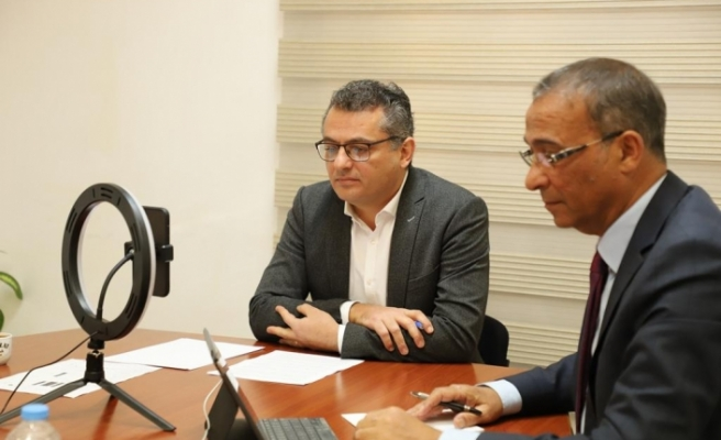CTP Kıbrıslı Türklerin beklentilerini Spehar'a aktardı