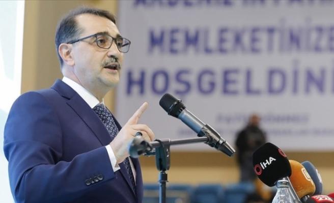 """Dönmez: """"Şimdi ilk hedefimiz Akdeniz'de de bir keşif gerçekleştirmek"""""""