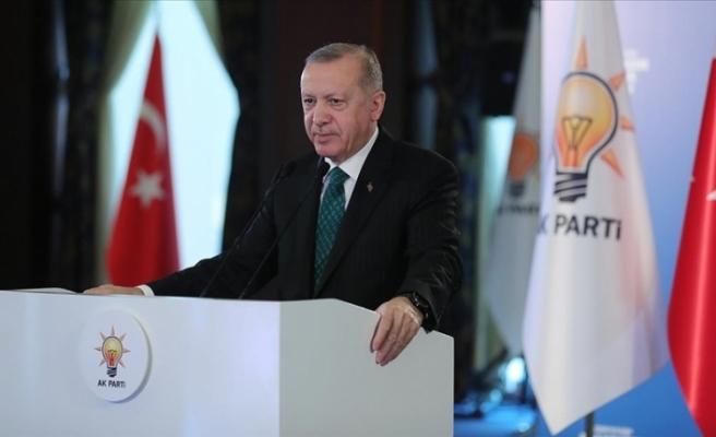 """Erdoğan: """"Artık bu ülke Taksim'deki bir Gezi olayını yaşamayacak ve yaşatmayacaktır"""""""
