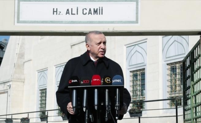 """Erdoğan: """"Bu işi bir daha Gezi olaylarıyla aynı yere getiremeyecekler"""""""