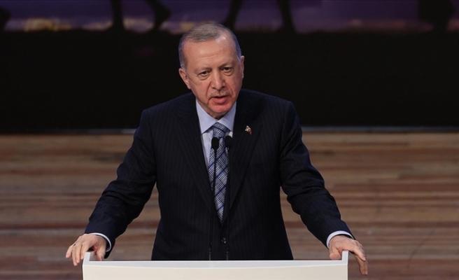 """Erdoğan: """"Saldırıların devamı halinde diğer bölgelere yönelik adım atmaktan çekinmeyiz"""""""