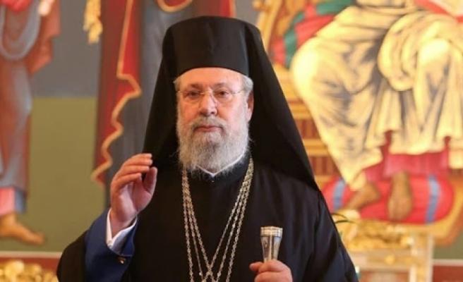 """Hrisostomos'a """"Kültürel mirası tahrip"""" tepkisi"""