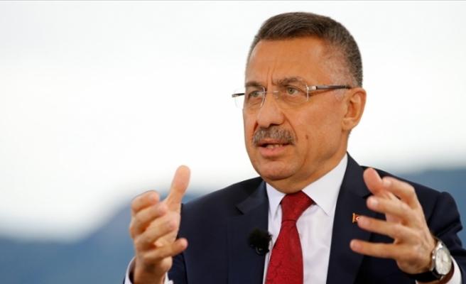 """Oktay: """"Kıbrıs'ta artık iki ayrı devleti konuşabiliriz, bunu müzakere edebiliriz"""""""