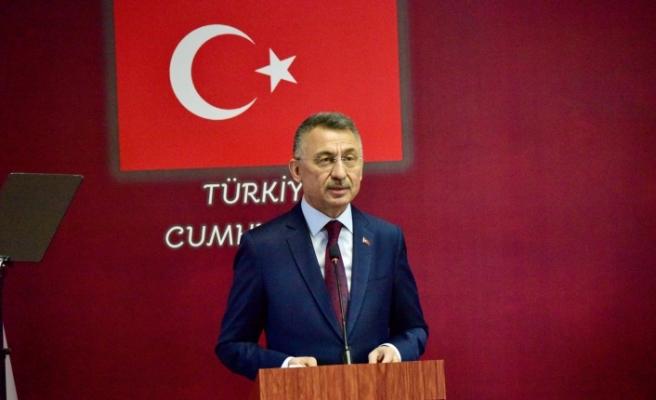 """Oktay: """"Kıbrıs Türkünü haklı davasında bir gün bile yalnız bırakmayacağız"""""""