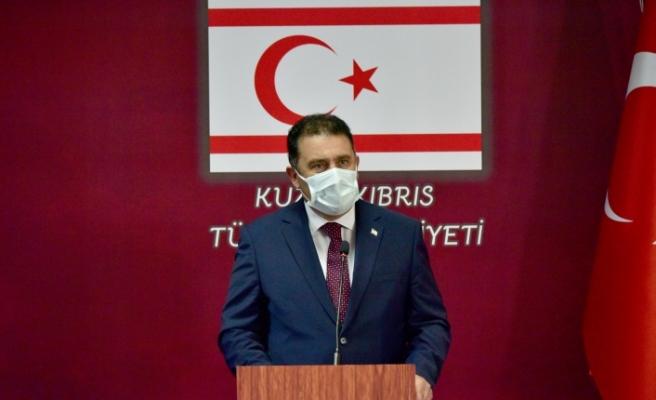 """Saner: """"Erdoğan'ın açıklaması Kıbrıs sorununa neden çözüm bulunamadığının en net ifadesi"""""""