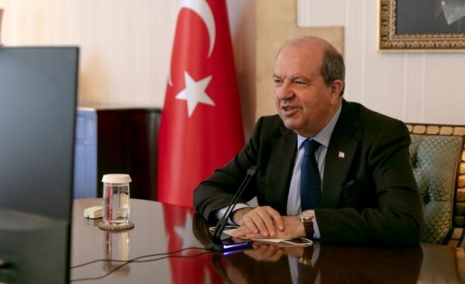 """Tatar: """"Artık 2 devletli çözüm modeli tartışılmaya başlandı"""""""
