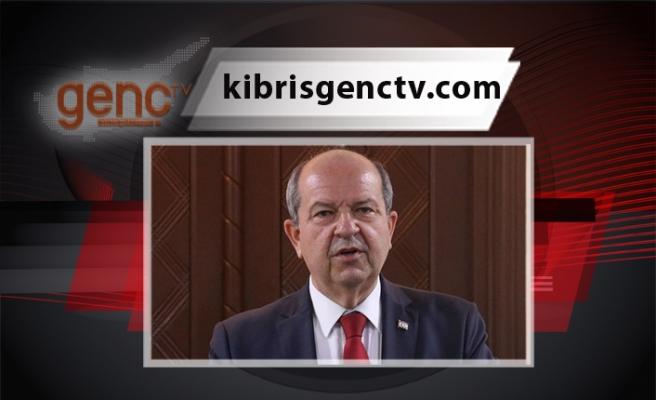 """Tatar: """"KKTC, Türkiye ile yüzde yüz fikir birliği içinde"""""""