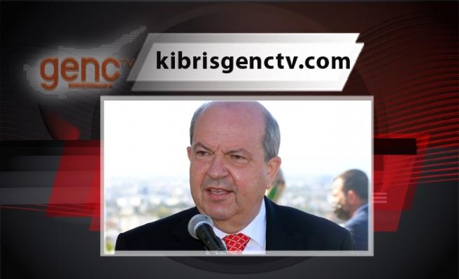 """Tatar: """"Maraş zaman içinde KKTC'nin her bölgesi gibi olacak"""""""