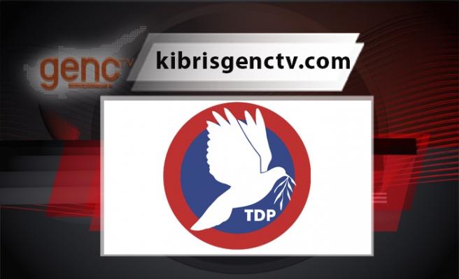 TDP'den kapsamlı öneri paketi