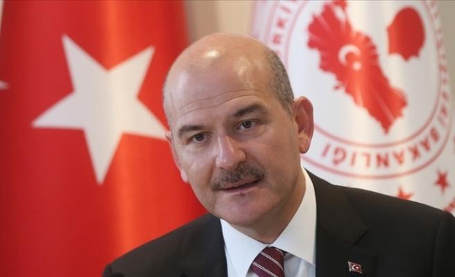 """Türkiye İçişleri Bakanı: """"Murat Karayılan'ı yakalayıp bin parçaya bölmezsek bu millet ve şehitlerimiz yüzümüze tükürsün"""""""