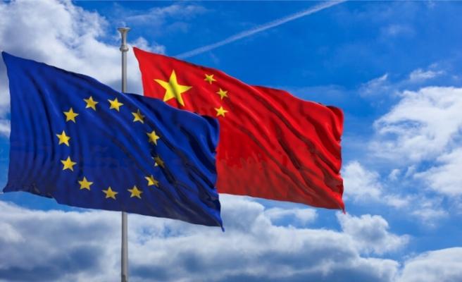 AB'den Çin'e yaptırım kararı
