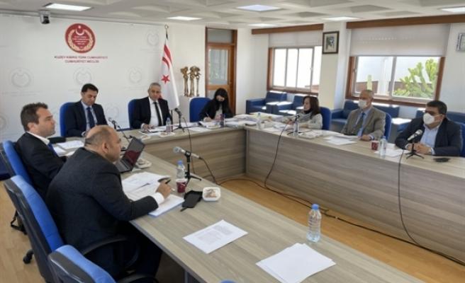 AB Komitesi, Hal Yasa Tasarısını görüştü