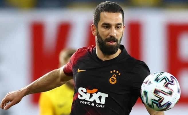 Arda Turan'ın Süper Lig'de ikinci 'dalya' heyecanı
