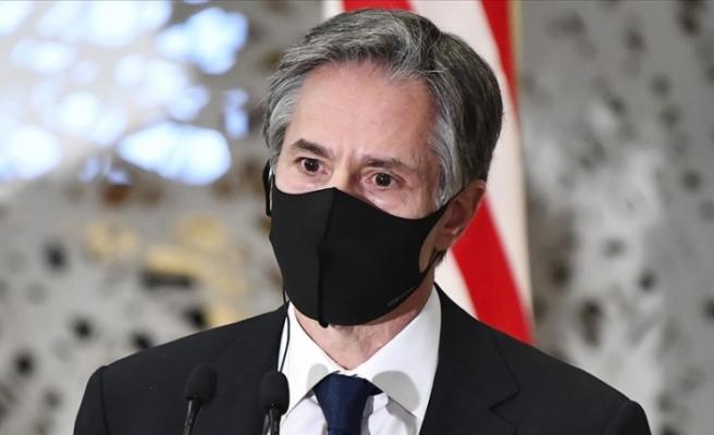 """Blinken: """"Türkiye'nin NATO'ya olan bağlılığının sürmesi hepimizin çıkarına"""""""