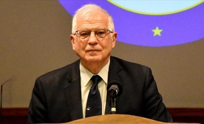 """Borrell: """"Türkiye ile aktif şekilde çalışmaya devam etmeliyiz"""""""